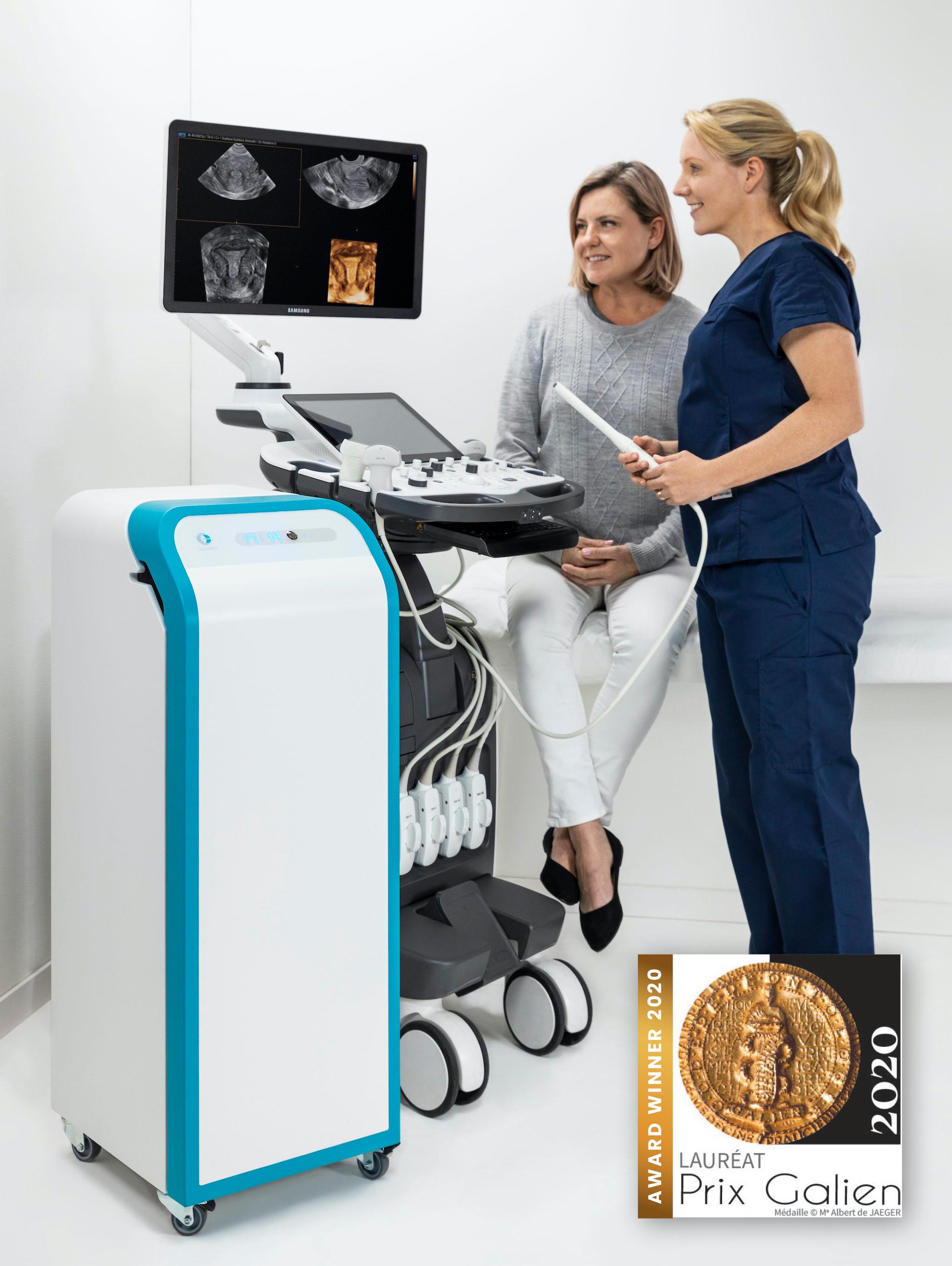 Hypernova Chronos Prix Galien Award Best Medical Device HLD